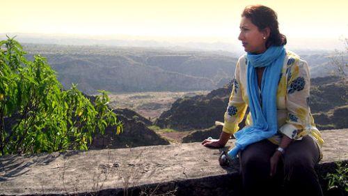 Saira Khan. Image via BBC Two.